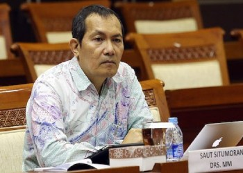 Wakil Ketua KPK, Saut situmorang  Foto: infobanknews.com