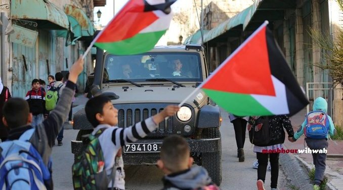 Foto: Palestinechronicle