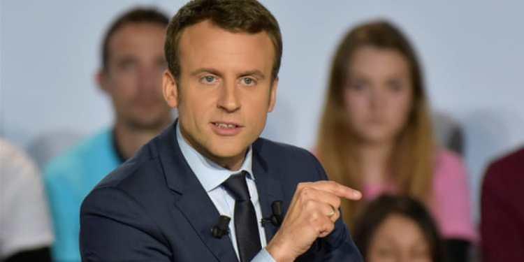 Presiden Prancis Emmanuel Macron. Foto: Aljazeera