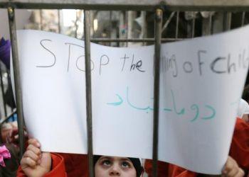 KBRI di Damaskus Suriah tetap beroperasi meski tengah terjadi konflik. Foto: CNN