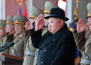 Pemimpin Korea Utara, Kim Jong Un. Foto: Telegraph