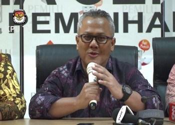 Ketua KPU RI, Arief Budiman  Foto: Kpu
