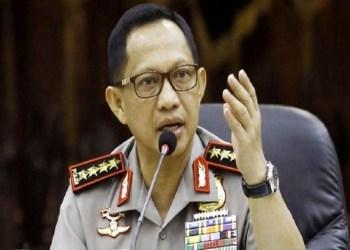 Jenderal Polisi, Tito Karnavian  Foto: Rmol