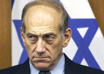 Ehud Olmert. Foto: PIC