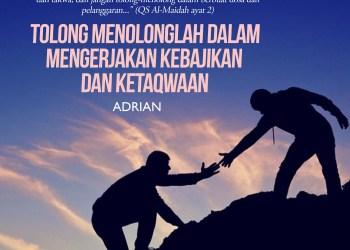 Tolong Menolonglah Dalam Kebajikan 2