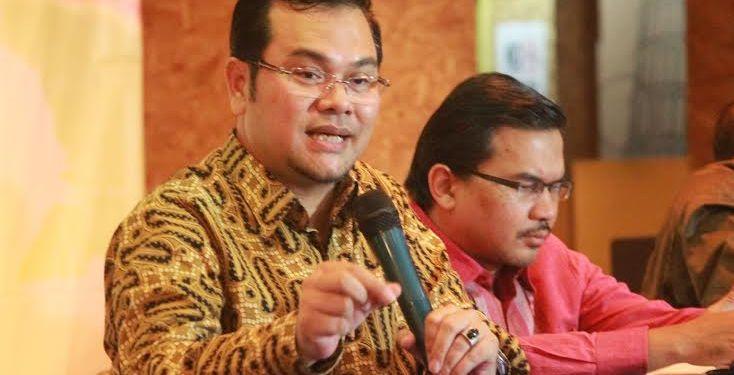 Wakil Ketua Majelis Hukum dan HAM PP Muhammadiyah Maneger Nasution. Foto: Rhio/Islampos