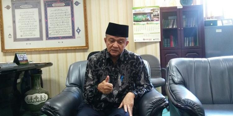 Sekretaris Jenderal Majelis Ulama Indonesia (MUI) Anwar Abbas. Foto: Tommy/Islampos