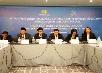Konferensi Pemuda di Azerbaijan. Foto: Istimewa