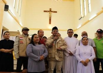 Ketua Umum Pimpinan Pusat Pemuda Muhammadiyah Dahnil Anzar Simanjuntak. Foto: Rhio/Islampos
