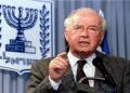 Yitzhak Rabin, PM Israel. Foto: Reuters