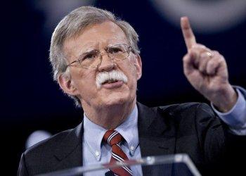 Mantan Penasihat Keamanan Nasional untuk administrasi Trump AS John Bolton. Foto: Washington Post