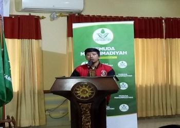 Ketua PP Pemuda Muhammadiyah Virgo Sulianto. Foto: Istimewa