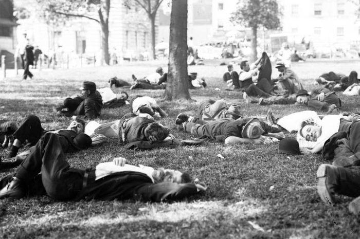 Tak Hanya Mematikan, Suhu Ekstrem 1911 Bikin Warga AS 'Gila' karena Kepanasan 1