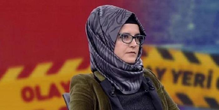 Tunangan Jamal Khashoggi, Hatice Cengiz. Foto: Yeni Akit