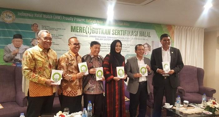 Indonesia Halal Watch. foto: Rhio/Islampos
