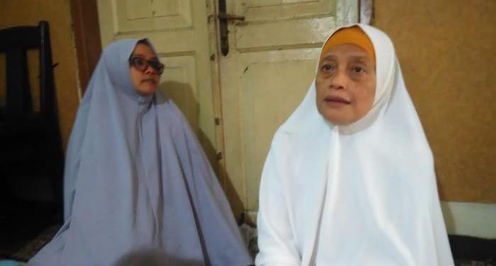 Ibunda Ustaz Majer, Rita Martini. Foto: Dickyn/ Islampos