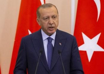 Presiden Turki Recep Tayyip Erdogan. Foto: RFE