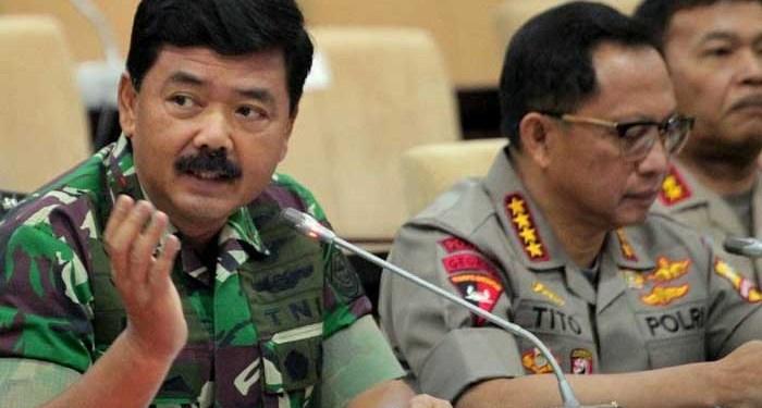 Panglima TNI Marsekal TNI Hadi Tjahjanto. Foto: Detik