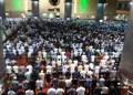 hari pertama shalat tarawih,