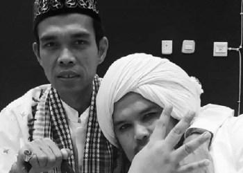 UAS bersama Ustaz Derry Sulaiman. Foto: Instagram Ustaz derry Sulaiman
