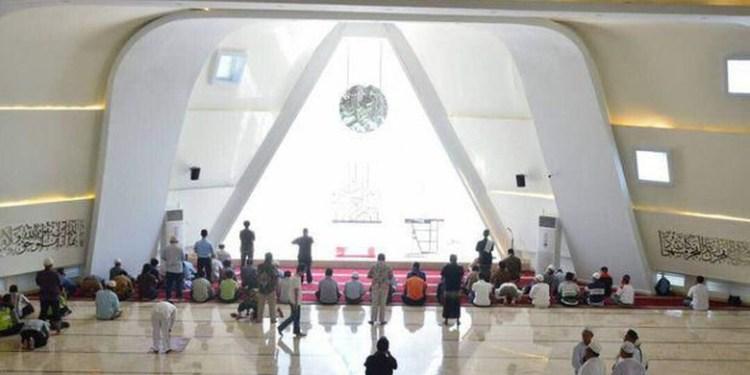Masjid Al- Safar. Foto: Detik