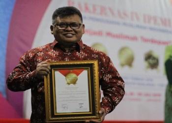 Direktur Utama Badan Amil Zakat Nasional (BAZNAS) RI M. Arifin Purwakananta. Foto: Rhio/Islampos