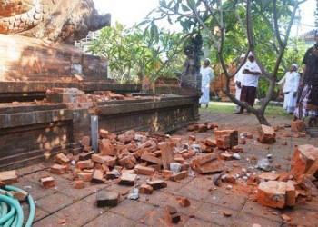 Gempa Bali. Foto: Tempo