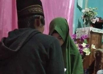 Pernikahan sedarah warga Sulsel, kakak peristri adik kandung. Foto: Detik