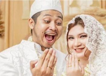 Tretan Muslim dan Istri. Foto: Instagramtretan Muslim