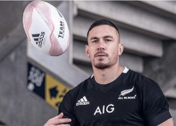 Sonny Bill Williams. Foto: Instagram Sonny Bill williams