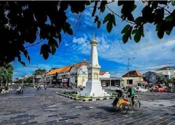 Tugu Yogyakarta. Foto:  @dharmaku/Instagram @Yogyakartacity