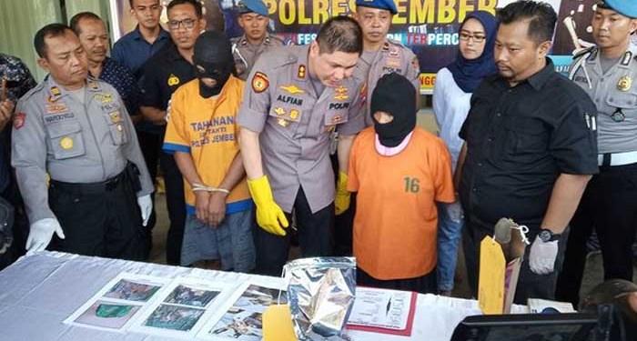 Pelaku Pembunuhan Mayat Dicor Di Musala. Foto: Merdeka