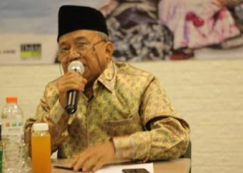 Ketua Lembaga Kerjasama dan Hubungan Luar Negeri PP Muhammadiyah KH Muhyiddin Junaidi . Foto: Istimewa (Rhio/Islampos)