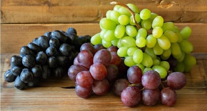 khasiat anggur, anggur makanan kesukaan nabi