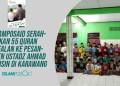 IslamposAid Serahkan 55 Quran Hafalan ke Pesantren Ustadz Ahmad Muhsin di Karawang 4