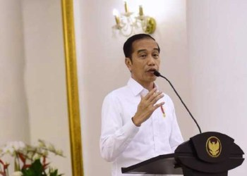 Presiden Jokowi. Foto: Detik