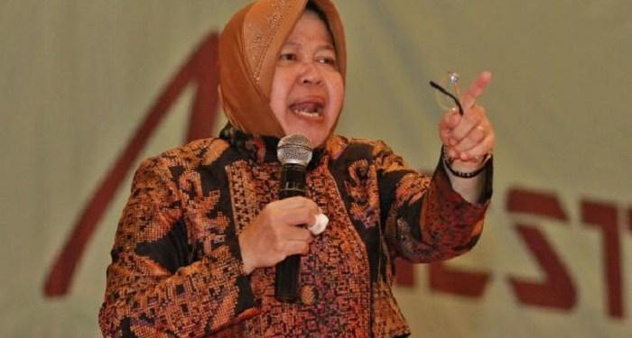 Wali Kota Surabaya, Tri Rismaharini. Foto: Harianjogja