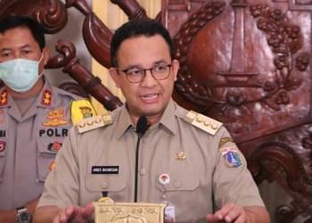 Gubernur DKI Jakarta Anies Baswedan. Foto: Dok. Pemprov DKI