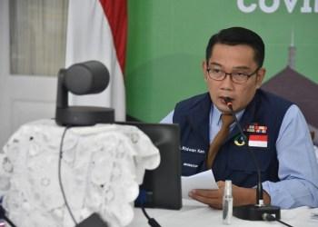 Gubernur Jawa Barat Ridwan Kamil. Foto: Saifal/Islampos