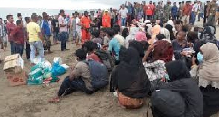 Pengungsi Rohingya di Aceh: Foto: Amnesty International Indonesia