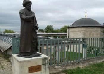 Makam Gul Baba di Hungaria. Foto:  Budapest River Cruise