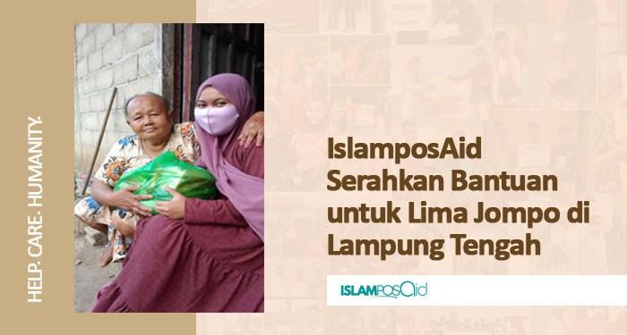 Laporann IslamposAid