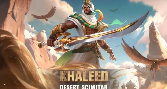 Hero Khaleed. Foto:  Micky