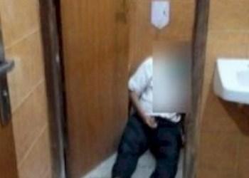 Mantan Kepala BPN Denpasar bunuh diri di toilet. Foto: Rakyatku