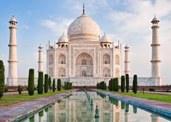 Taj Mahal. Foto:  Smithsonian Magazine