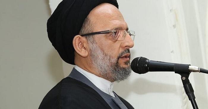 Kepala Yayasan Mr. Muhammad Hussein Fadlallah di Lebanon, Ali Fadlallah. Foto: PIC
