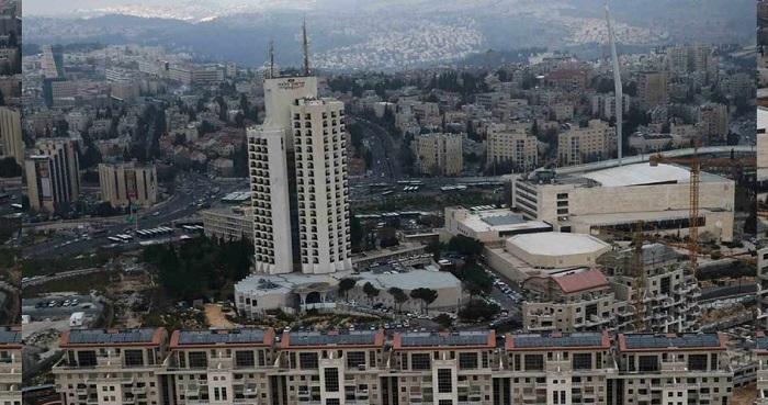 Israel terus membangun permukiman Yahudi. Foto: PIC
