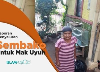 IslamposAid Serahkan Sembako dan Bulanan ke Mak Uyuh, Total 500 Ribu 5