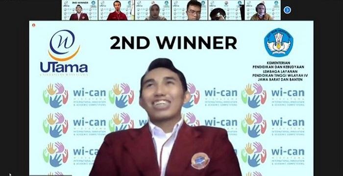 Mahasiswa USB jadi juara 2 dalam lomba International Innovation Academic Competition And Exhibitions. Foto: Saifal/Islampos