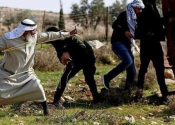 "Kakek Palestina H. Said Arma ""Abul Abd."" Foto: PIC"